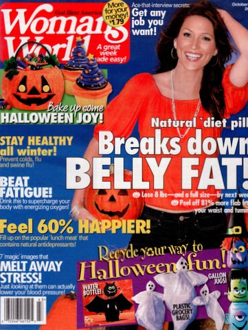 Women's World October 2009