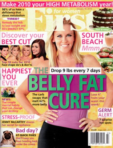 First for Women January 2010