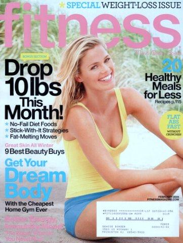 Fitness Magazine February 2008