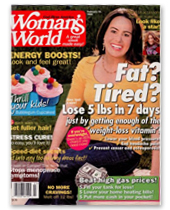 Woman's World February 2008